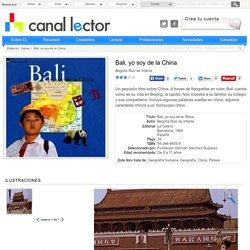 Bali, yo soy de la China