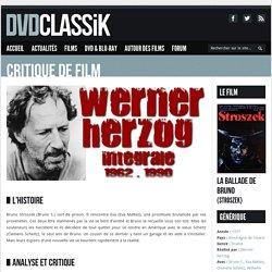 La Ballade de Bruno de Werner Herzog (1977) - Analyse et critique du film