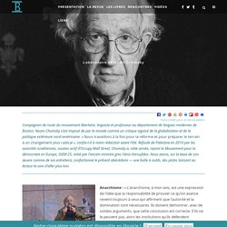 L'abécédaire de Noam Chomsky