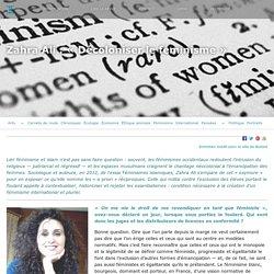 BALLAST Zahra Ali : «Décoloniser le féminisme»