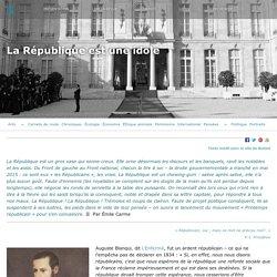 BALLAST La République est une idole