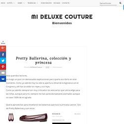 Pretty Ballerina, colección y princesa