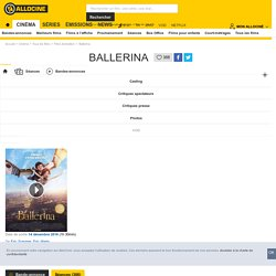 Ballerina - film 2016