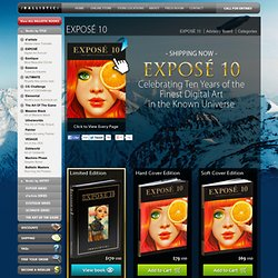 Ballistic Publishing - EXPOSE 10