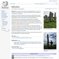Ballochroy