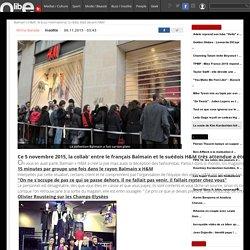Balmain x H&M : le buzz international, la rédac était devant H&M