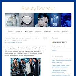 L'année Balmain sur les réseaux sociaux : Fashion Week, H&M