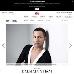 BALMAIN X H&M