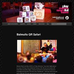 Balmullo QR Safari