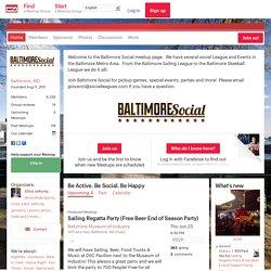 Baltimore Social (Baltimore, MD)