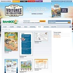 Les jeux Bamboo Édition, les BD qui vous ressemblent.