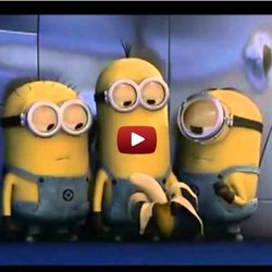 Banana Despicable Me HD