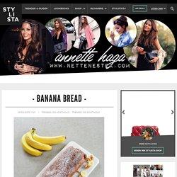 - Banana Bread -