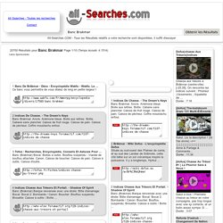 Banc Brakmar : Page 1/10 : All-Searches.com