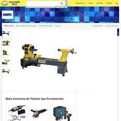 Torno De Bancada P/ Madeira 300 X 450 Mm Mr-1218 220v Manrod - R$ 1.889,00 em Mercado Livre