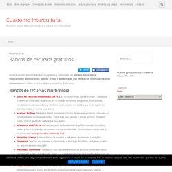 Bancos de recursos gratuitos