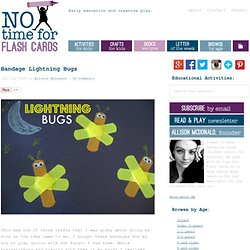 Bandage Lightning Bugs Archives