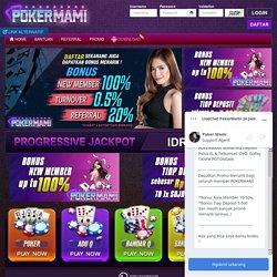 Bandar Poker Pulsa, Poker Deposit Ovo dan Gopay