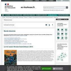 Bande dessinée - ac-toulouse.fr