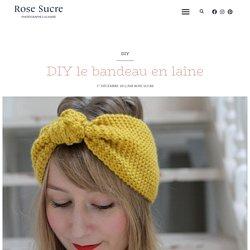 Rose Sucre, DIY, voyages, photos et mode