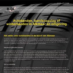 Autobanden en bandenopslag Alkmaar