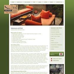 Mahua Kothi Safari Lodge by TAJ - Bandhavgarh