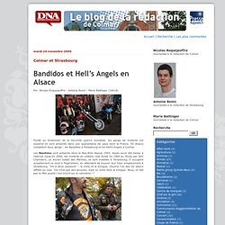 Bandidos et Hell's Angels en Alsace - Colmar - Blogs DNA