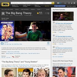 The Big Bang Theory (TV Series 2007–