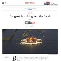 Millions of Thais Move as Sinking Bangkok Abandoned