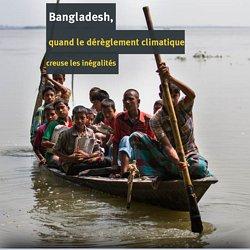 Bangladesh, quand le dérèglement climatique creuse les inégalités