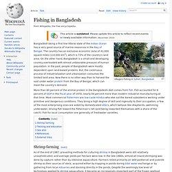 WIKIPEDIA - Fishing in Bangladesh.