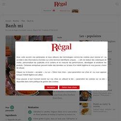 Banh mi - Régal