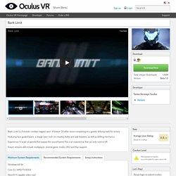 Oculus VR Share (Beta)