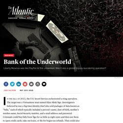 Bank of the Underworld
