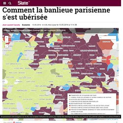 Comment la banlieue parisienne s'est ubérisée