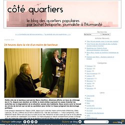 Maire (Blog : quartierspop)