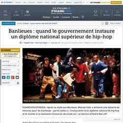 Banlieues : quand le gouvernement instaure un diplôme national supérieur de hip-hop