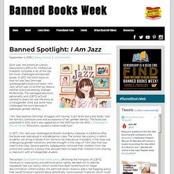 Banned Spotlight: I Am Jazz