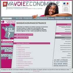 Banque/Assurance/Finance
