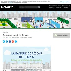 Banque de détail du futur 2014