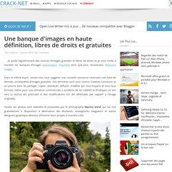 Une banque d'images en haute définition, libres de droits et gratuites