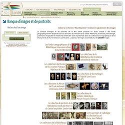 Banque d'images et de portraits (BIU Santé)