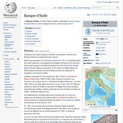 Banque d'Italie