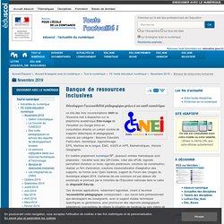 Banque de ressources inclusives
