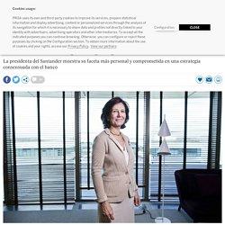 Ana Botín, la banquera que quiere ser activista