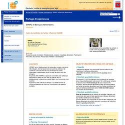EPARC et Banques Alimentaires