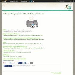 Des banques d'images gratuites et libres de droits pour tes travaux - le blogue pour le primaire