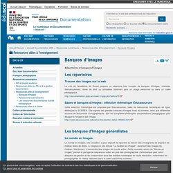 Banques d'images — Documentation (CDI)