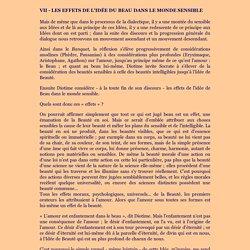 PLATON, LE BANQUET - PRÉSENTATION - ANALYSE - RÉSUMÉ