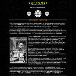 Le Baphomet - Jaobulon / Belier de Mendes